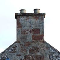 Photo of Kilmuir chimney